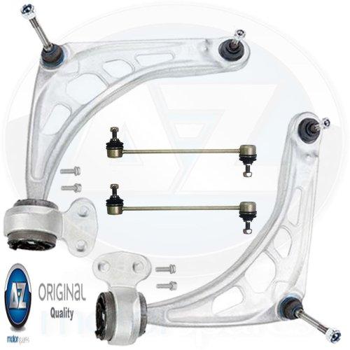 For BMW 325 325D 325I Front suspension wishbones arms bushes drop links bars