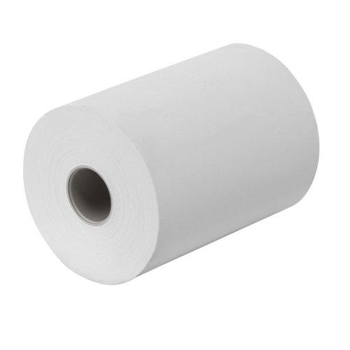 Woosim PORTI KT40 Thermal Till Rolls / Receipt Rolls / Cash Register Rolls - Box of 20 Rolls - BPA Free Paper