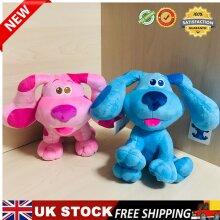 7.8 inch Blues Clues & You Plush Blue Dog Gift Toy