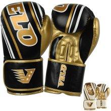 VELO Boxing Gloves Fight Punch Bag MMA Training