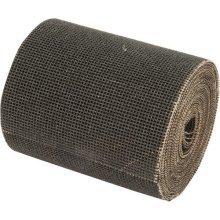115mm x 5m Silicon Carbide Sanding Abrasive Mesh Roll (60 Grit)