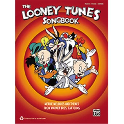 Alfred 00-35330 LOONEY TUNES SONGBOOK - P-V