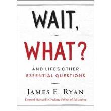 Wait What by James E. Ryan