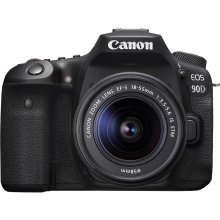 CANON EOS 90D KIT EF-S 18-55mm F3.5-5.6 IS STM
