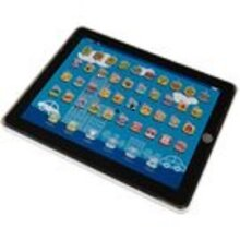 Chad Valley PlaySmart Junior Touch Tablet -Blue Touch And Learn Functionality_UK