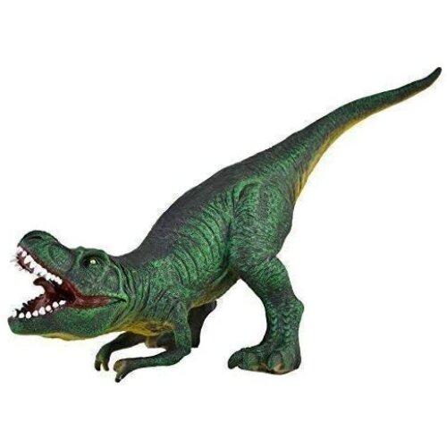 BW & H Large 18' (45cm) Soft Stuffed Rubber Dinosaur T-Rex Tyrannosaurus Play Toy
