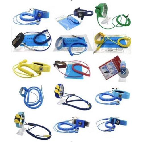 Pack of 15 Anti-static Wrist Straps