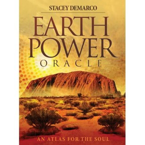 Earth Power Oracle Cards - Stacey Demarco