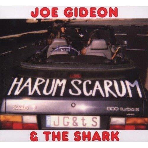 Joe Gideon and the Shark - Harum Scarum [CD]