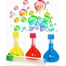 Magic Rainbow Mix Your Own Bubbles Kit   Kids' Bubble Mixing Set