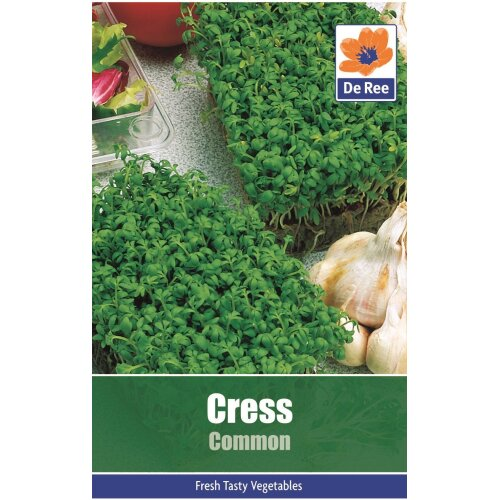 Cress - Common Seeds 1 Pack