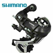 SHIMANO Tourney RD TX35 7/8 Speed Direct Mount MTB Rear Mech Derailleur UK