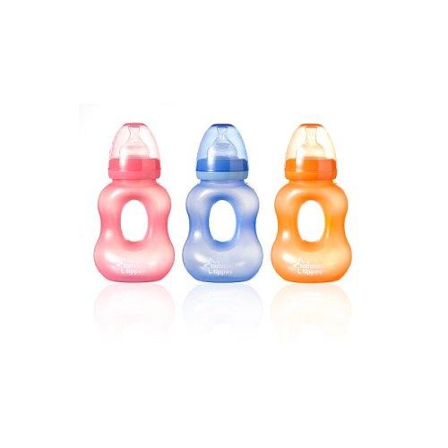 Tommee Tippee Nipper Gripper Bottle | Easy Grip Baby Bottle