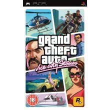 Grand Theft Auto: Vice City Stories (PSP) - Used