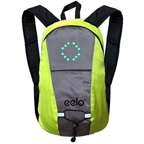eelo Cyglo Lite - The Ultimate Outdoor Cycle Backpack for Safety