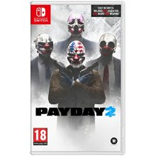 Payday 2 (Nintendo Switch) (New) - Used