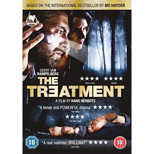 The Treatment DVD [2015]