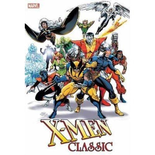 X-men Classic Omnibus by Claremont & Chris