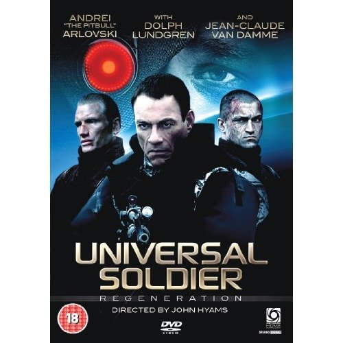 Universal Soldier - Regeneration DVD [2010]
