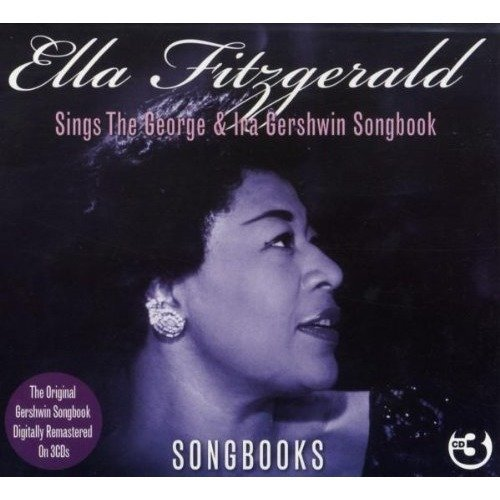 Ella Fitzgerald - Sings the George and Ira Gershwin Songbook [CD]