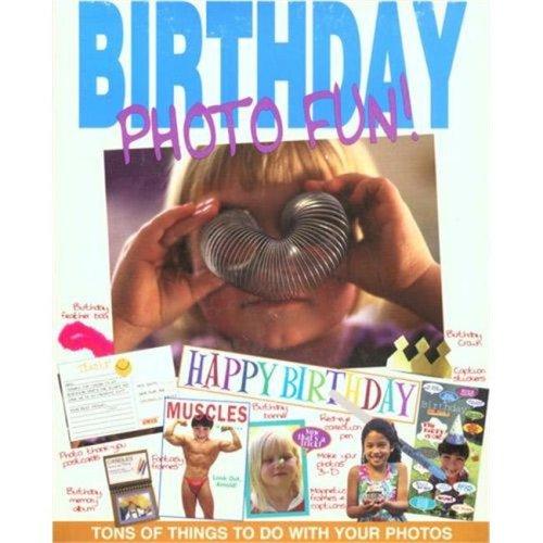 PhotoCo, Inc. 114552 Photoco Birthday Photo Fun