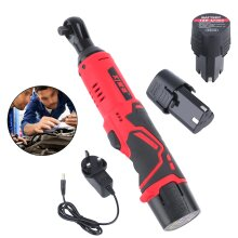 Electric Cordless Right Ratchet Angle Wrench Tool Cordless  Wrench