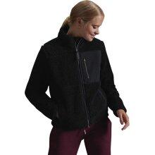 Superdry Storm Panel Borg Zip Jacket Black