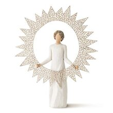 Willow Tree Starlight Tree Topper sculpted hand painted figure