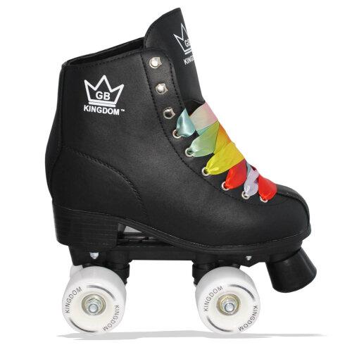 Kingdom GB Figure Quad Roller Skates