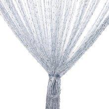 TRIXES Dew Drop String  Door  Silver