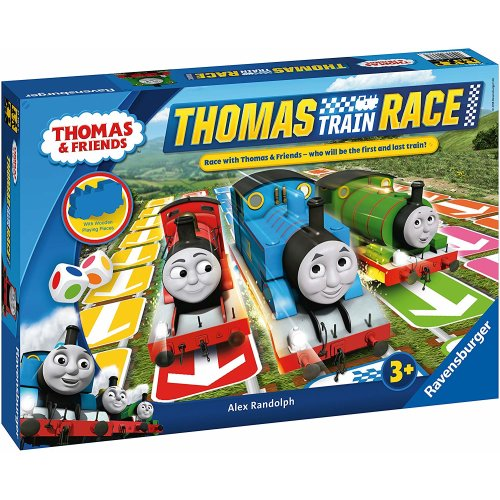 Ravensburger Thomas and Friends Train Race Game