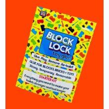 LEGO GLUE - BLOCK LOCK for toy block brick set STARTER KIT 30ml NEW