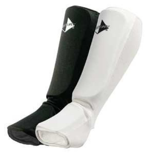 Century Shin and Instep Pad Black Large