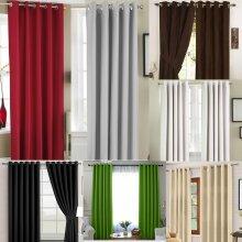 Door Curtain Blinds 66x 84+Free Tie Back Décor