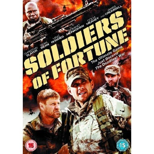 Soldiers Of Fortune DVD [2012]
