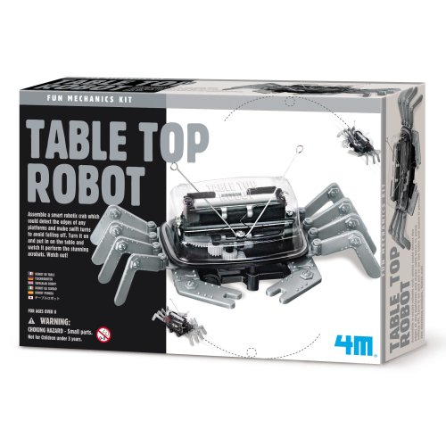 Table Top Robot - 4M Children's Mechanic Set