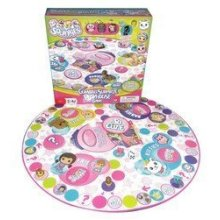 Squinkies Game and Lenticular Puzzle Set