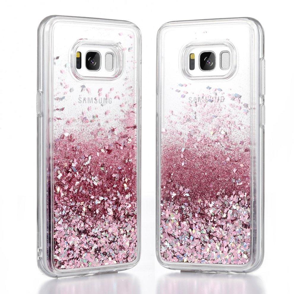 cover samsung galaxy s8 glitter