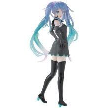 sega Miku Hatsune Project DIVA Arcade Future Tone SPM Figure Figurine 21cm GHOST