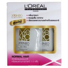 L'Oreal Xtenso Oleoshape Hair Straightener Set Normal Hair
