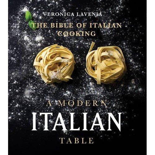 A Modern Italian Table