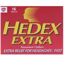 Hedex Extra 16 Tablets