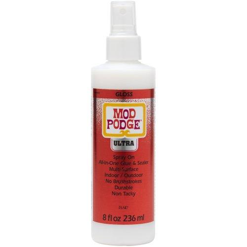 Mod Podge Ultra Gloss Spray On Sealer-8Oz