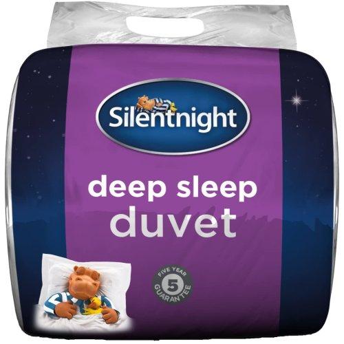 Silentnight Deep Sleep 7.5 Tog Duvet, Single