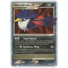 Honchkrow Lv. X - Diamond & Pearl Secret Wonders - 132 [Toy]