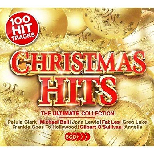 Ultimate Christmas Hits [CD]