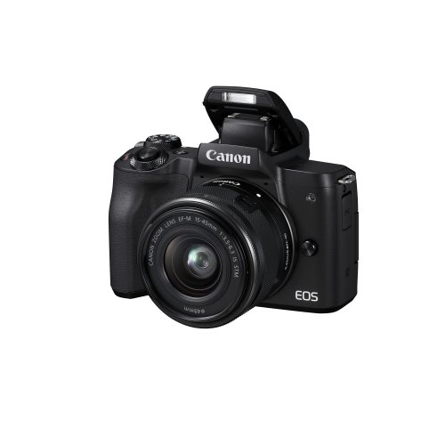 Canon EOS M50 15-45/3.5-6.3 EF-M IS STM