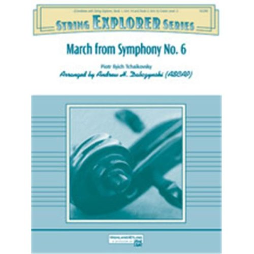 Alfred 00-38470 MARCH-SYMPHONY NO.6-HSE