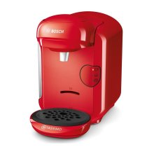 Bosch TAS1403GB Tassimo Vivy 2 Coffee Maker Hot Drinks Machine Red
