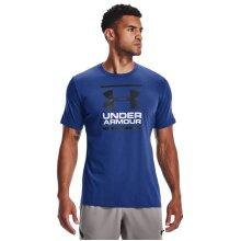 Under Armour Mens 2021 UA GL Foundation HeatGear Cotton Training Tee T-Shirt
